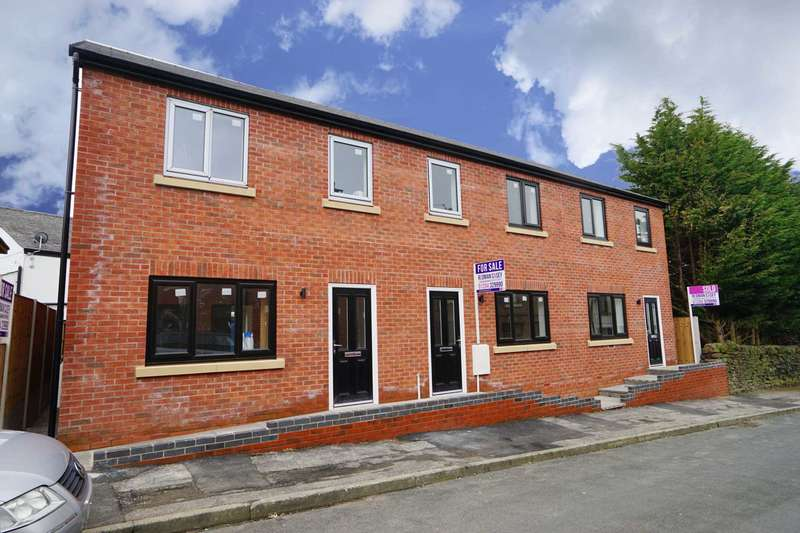 3 Bedrooms Mews House for sale in Dickinson Street West, Horwich