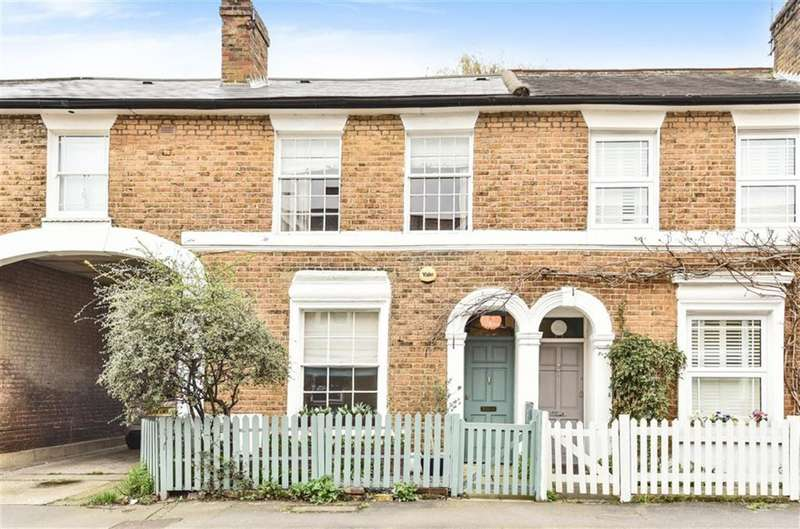 3 Bedrooms Terraced House for sale in Southsea Road, Kingston Upon Thames