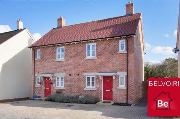 2 Bedrooms Semi Detached House for sale in Blinker Way, Andover