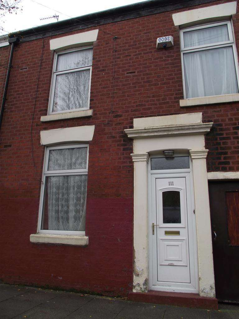 3 Bedrooms Terraced House for sale in Bootle Street, Preston, Lancashire, PR1 5NS