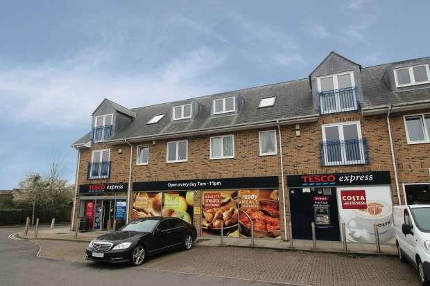 2 Bedrooms Flat for sale in Stockbridge Close, Waltham Cross, Hertfordshire, EN7 6GT