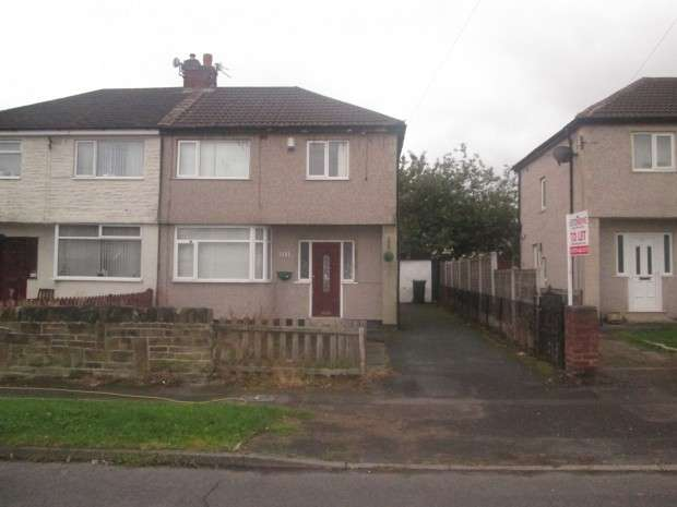 3 Bedrooms Semi Detached House for rent in Sheridan Street, East Bowling, BD4