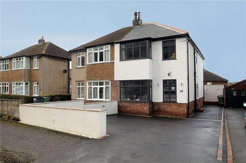 3 Bedrooms Semi Detached House for sale in Bradford Road, Otley, West Yorkshire