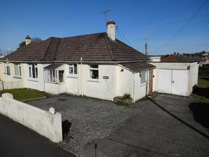 2 Bedrooms Bungalow for sale in 5 Exeter Gate, South Molton, Devon, EX36