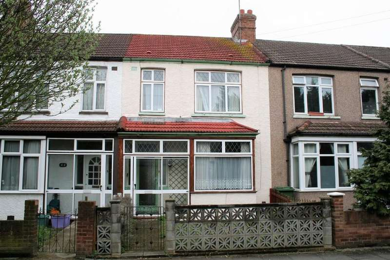 3 Bedrooms Terraced House for sale in Collingwood Road, Mitcham