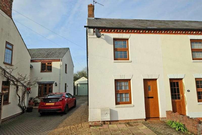 2 Bedrooms Semi Detached House for sale in Court Lane, Stevington
