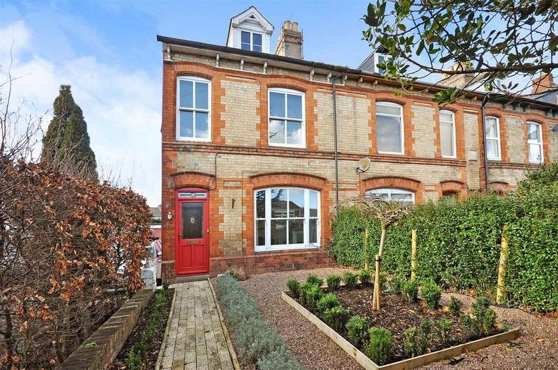 3 Bedrooms End Of Terrace House for sale in Trinity Street