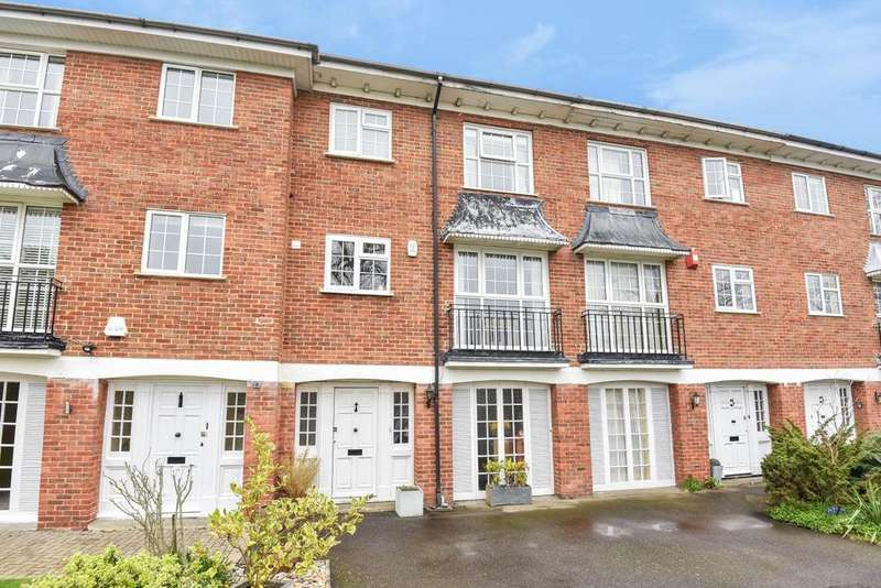 4 Bedrooms Town House for sale in Stanley Avenue, Beckenham