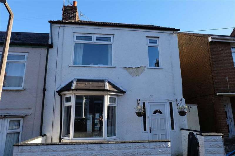 3 Bedrooms End Of Terrace House for sale in Everard Street, Barry, Vale Of Glamorgan