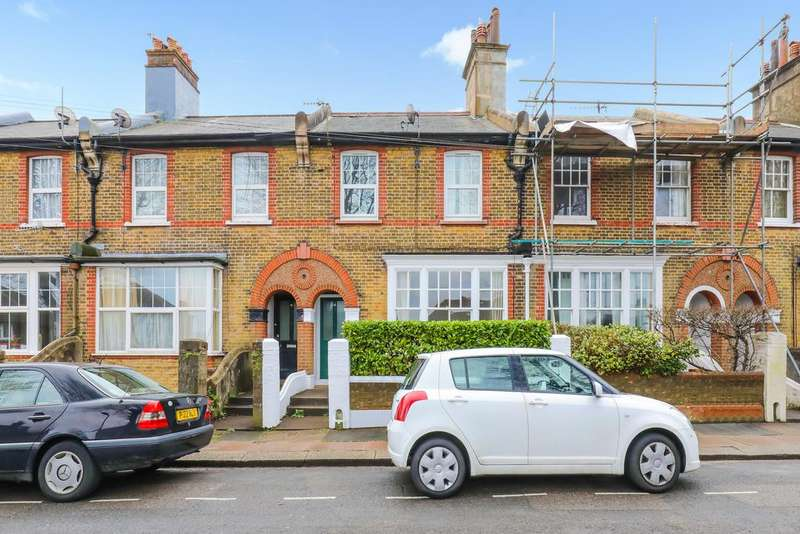 1 Bedroom Flat for sale in Inwood Crescent, Brighton BN1