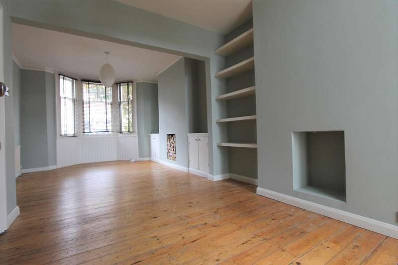 4 Bedrooms Terraced House for rent in Hollingbury Park Avenue, Brighton BN1