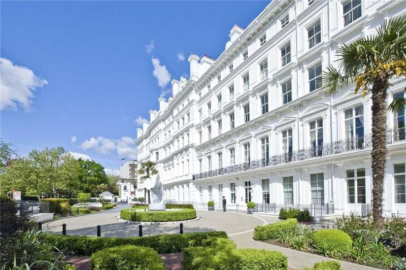 3 Bedrooms Flat for sale in The Lancasters, 75-89 Lancaster Gate, W2
