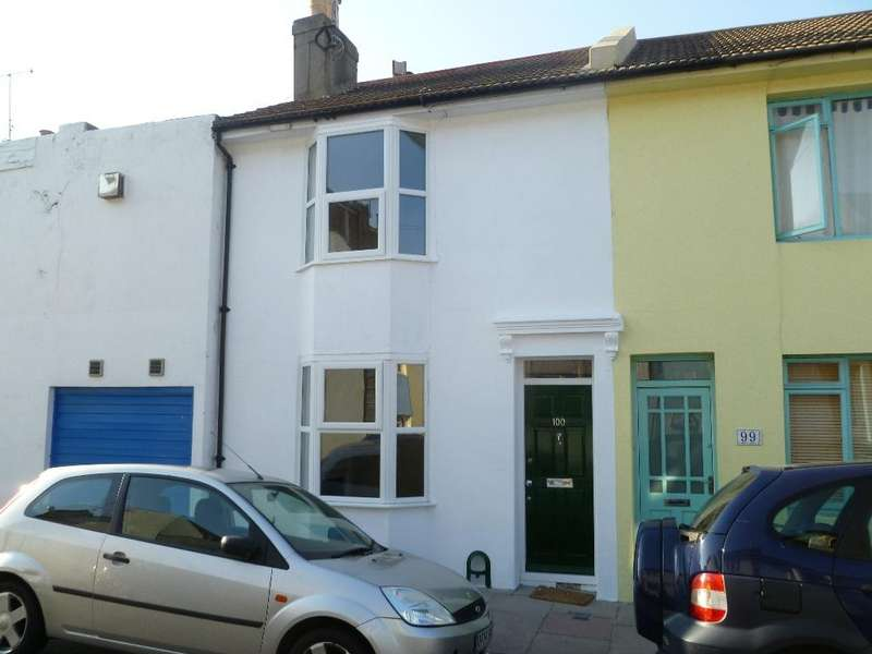 3 Bedrooms Terraced House for rent in Washington Street, Brighton BN2