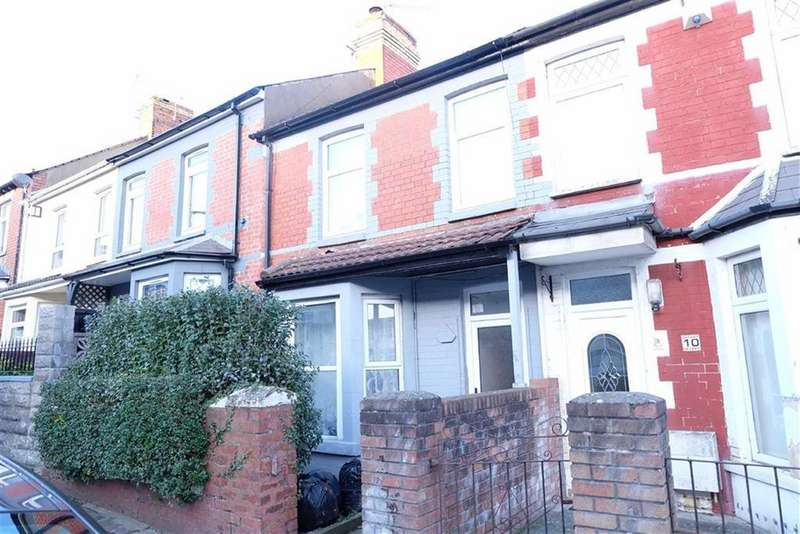 2 Bedrooms Terraced House for sale in College Road, Barry, Vale Of Glamorgan