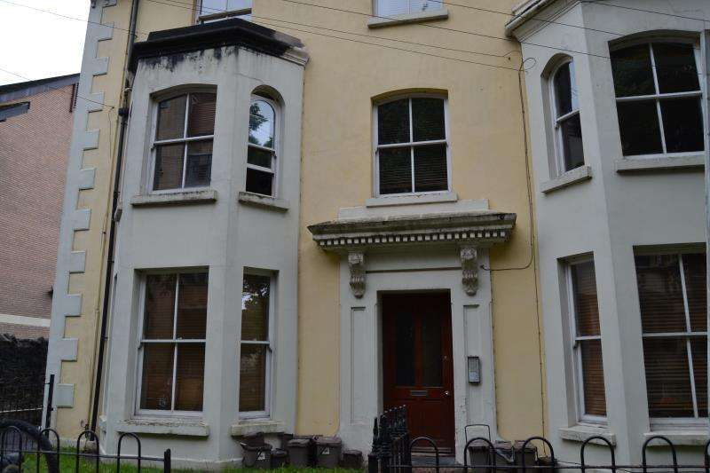 1 Bedroom Flat for rent in F1 18, The Parade, Roath, Cardiff, South Wales, CF24 3AA