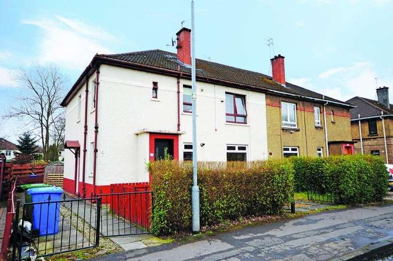 3 Bedrooms Flat for sale in 57 Kinellar Drive, Knightswood, Glasgow, G14 0EU
