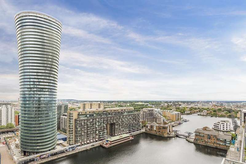 1 Bedroom Apartment Flat for sale in Baltimore Tower, Canary Wharf, E14