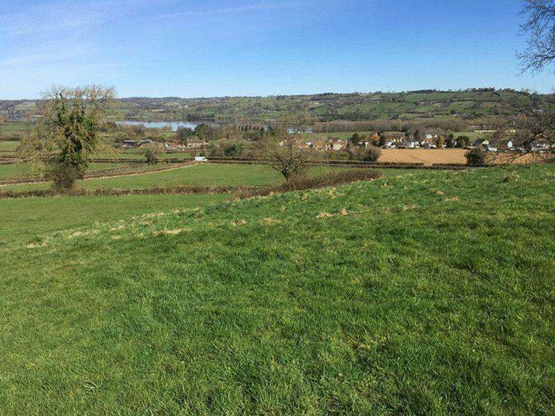 Land Commercial for sale in Auction - 13.21 acres Land at Ubley, nr Blagdon, Bristol, BS40 6PE