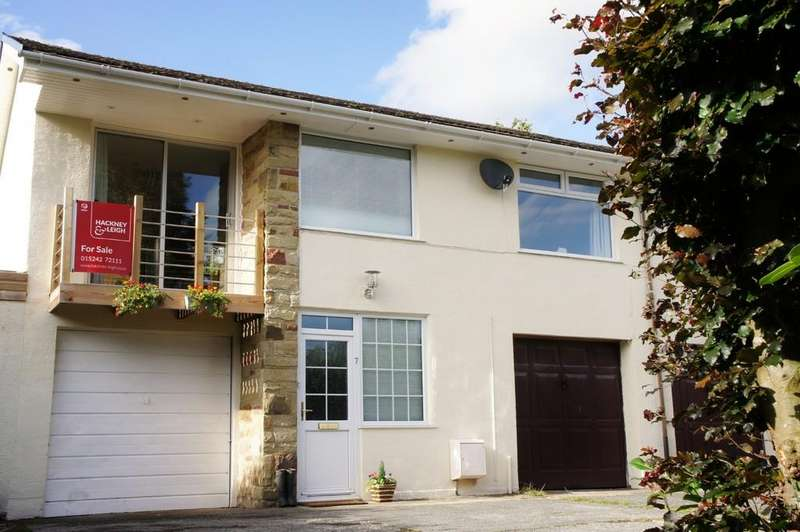 2 Bedrooms Semi Detached House for sale in 7 Brookland, Burton in Lonsdale, LA6 3ND