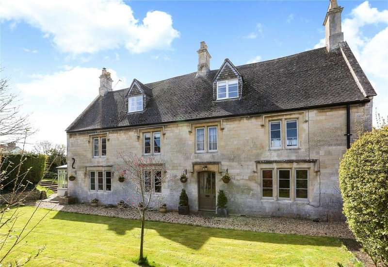 6 Bedrooms Detached House for sale in Hill Street, Hilperton, Wiltshire