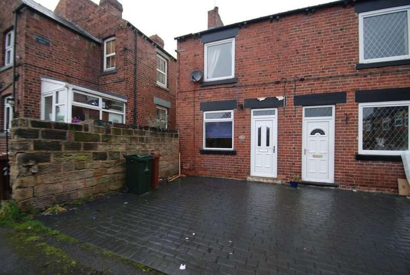 2 Bedrooms Cottage House for rent in Church Street, Royston S71