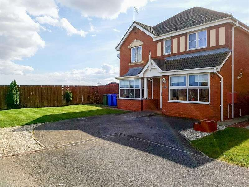 4 Bedrooms Detached House for sale in Taillar Road, Hedon, East Riding of Yorkshire