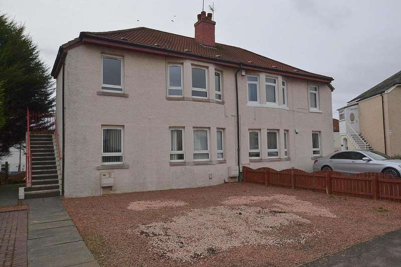 1 Bedroom Ground Flat for sale in 143 Whitehaugh Avenue Paisley PA1 3SW