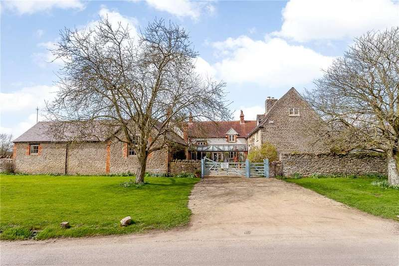 8 Bedrooms Detached House for sale in Garford, Abingdon, Oxfordshire, OX13
