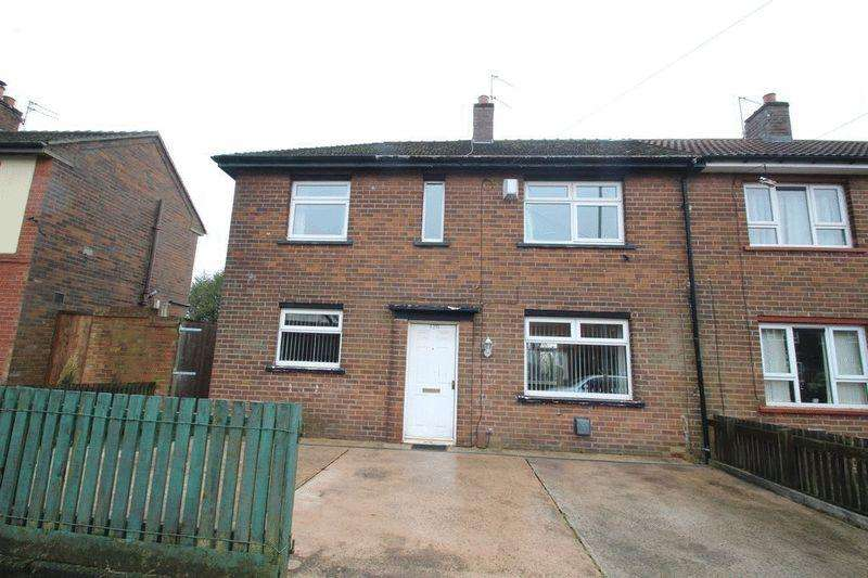 2 Bedrooms Semi Detached House for sale in Hill Top Drive, Rochdale OL11 2RL