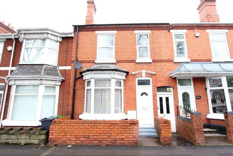 3 Bedrooms Terraced House for sale in Gospel Oak Road, Tipton