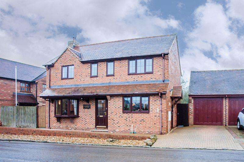 3 Bedrooms Detached House for sale in Main Street, Charndon