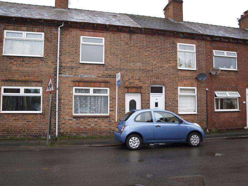 2 Bedrooms Terraced House for sale in James Street, Northwich, CW9 7DE