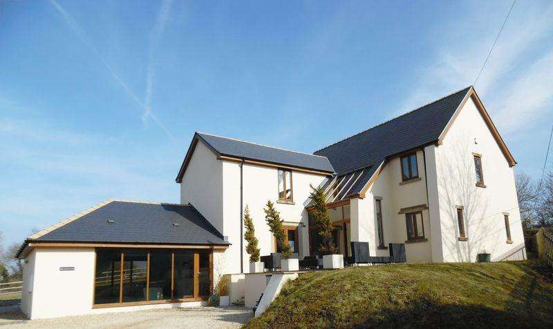 4 Bedrooms Detached House for sale in Mereworth House Corntown Vale of Glamorgan CF35 5BB