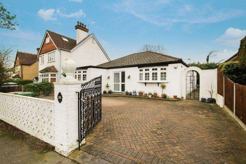 3 Bedrooms Detached Bungalow for sale in SUTTON