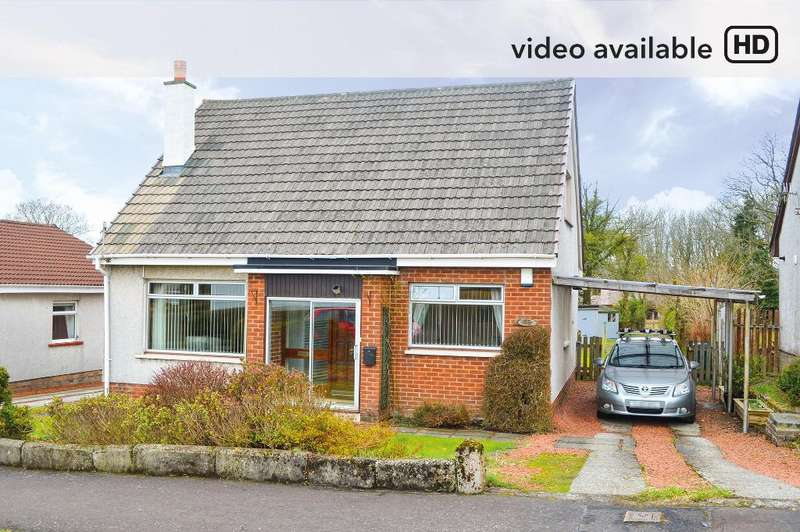 3 Bedrooms Detached House for sale in Duncan Road, Helensburgh, Argyll Bute, G84 9DQ