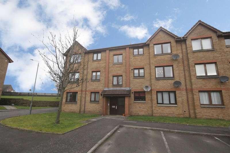 1 Bedroom Apartment Flat for sale in Hunter Gardens, Bonnybridge