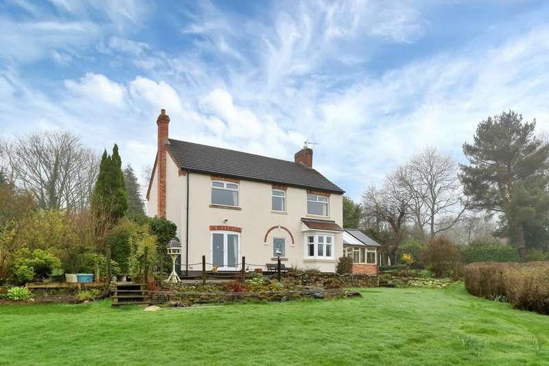 4 Bedrooms Property for sale in Burtons Lane, Swannington