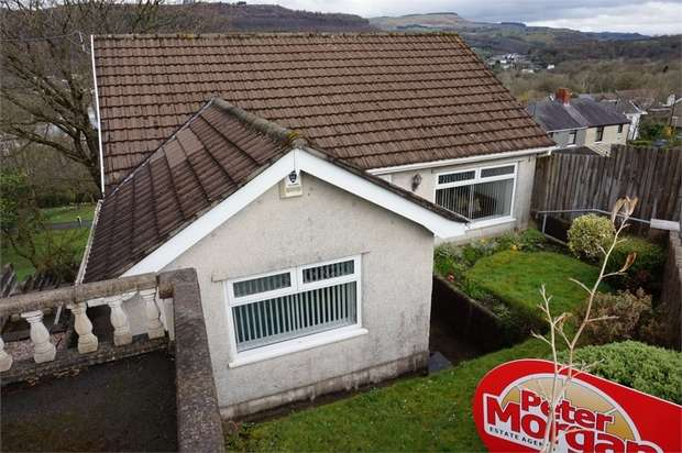 3 Bedrooms Detached House for sale in Mount Pleasant, Tonna, Neath, West Glamorgan