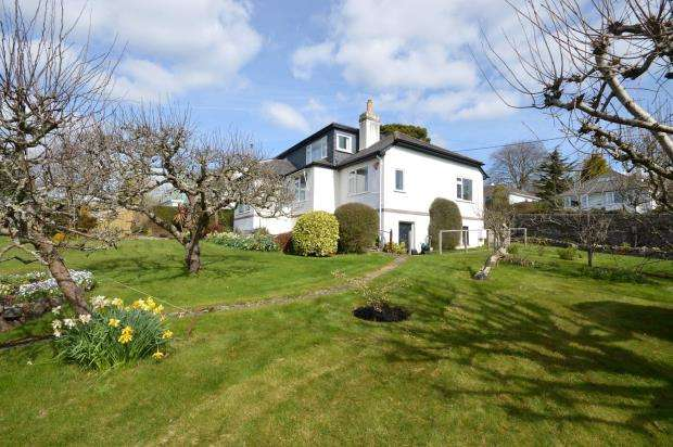 4 Bedrooms Detached House for sale in Bradley Road, Bovey Tracey, Newton Abbot, Devon