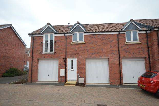 2 Bedrooms Semi Detached House for sale in Hood Drive, Exeter, Devon