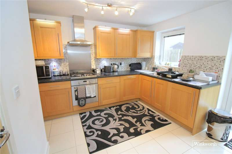 4 Bedrooms Terraced House for rent in Todd Close, Borehamwood, Hertfordshire, WD6