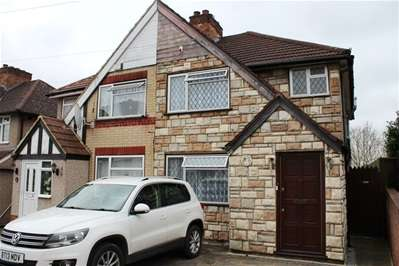 3 Bedrooms Semi Detached House for sale in Hinton and Downes, Harrow weald