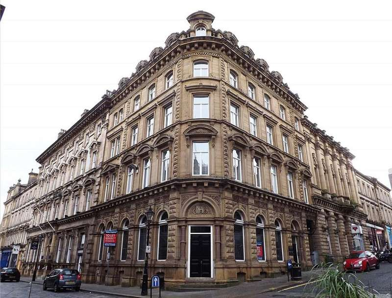 1 Bedroom Apartment Flat for sale in Apartment 1, Landown House, 9 Crossley Street, Halifax, West Yorkshire, HX1 1UG