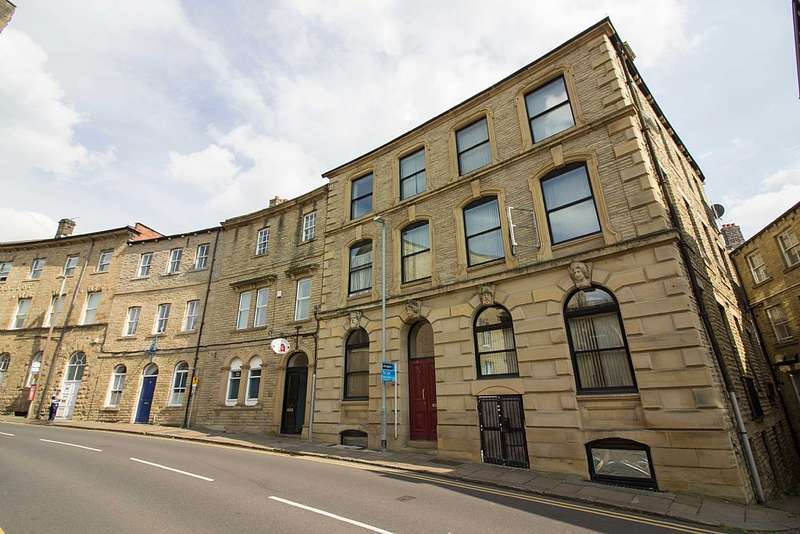 1 Bedroom Apartment Flat for sale in 7, 23 Wellington Road, Dewsbury, West Yorkshire, WF13 1HL