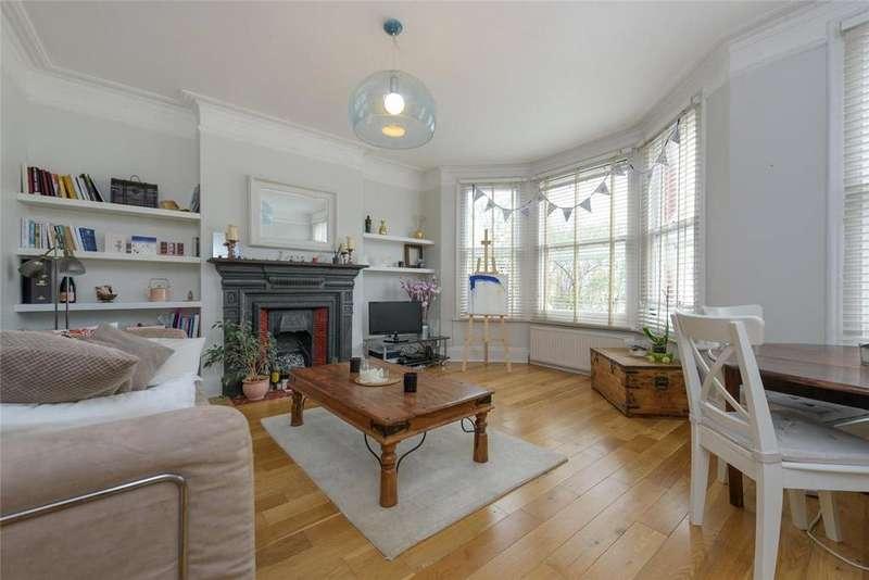 2 Bedrooms Flat for sale in Bathurst Gardens, Kensal Green, London, NW10