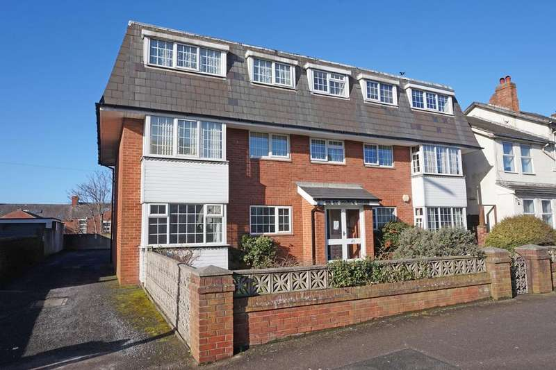 1 Bedroom Ground Flat for sale in St Johns Court Park Road Blackpool