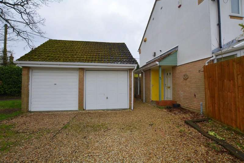 1 Bedroom End Of Terrace House for sale in The Curlews, Verwood
