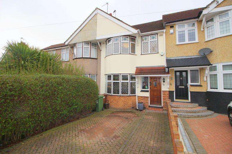 3 Bedrooms Terraced House for sale in Gloucester Avenue, Welling DA16 2LJ