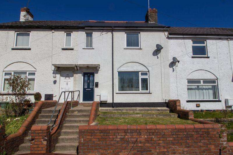 4 Bedrooms Terraced House for sale in Andrew Road, Penarth
