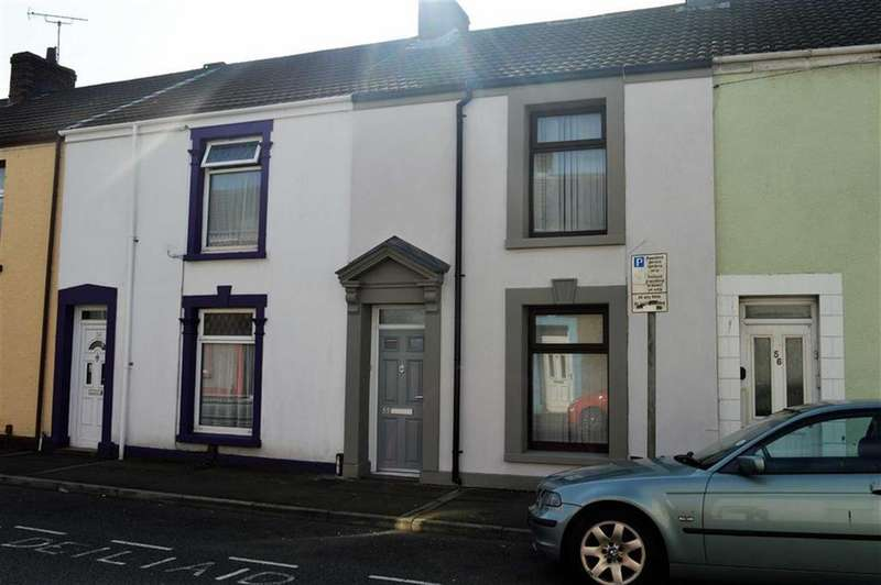 3 Bedrooms Terraced House for sale in Western Street, Swansea, SA1